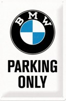 BMW Parking Only M