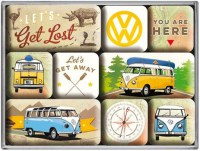VW GET LOST MAGNEETSET