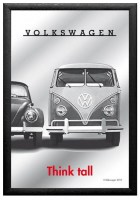 VW Volkswagen Think Tall Barspiegel