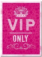 magneet vip pink