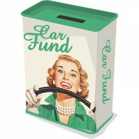 car fund spaarpot