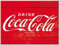 magneet coca cola logo red